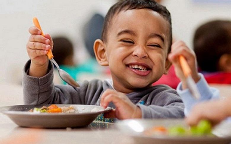 Alimentação escolar : segurança alimentar e nutricional de crianças e jovens