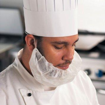 A proibição de barba e bigode na indústria de alimentos