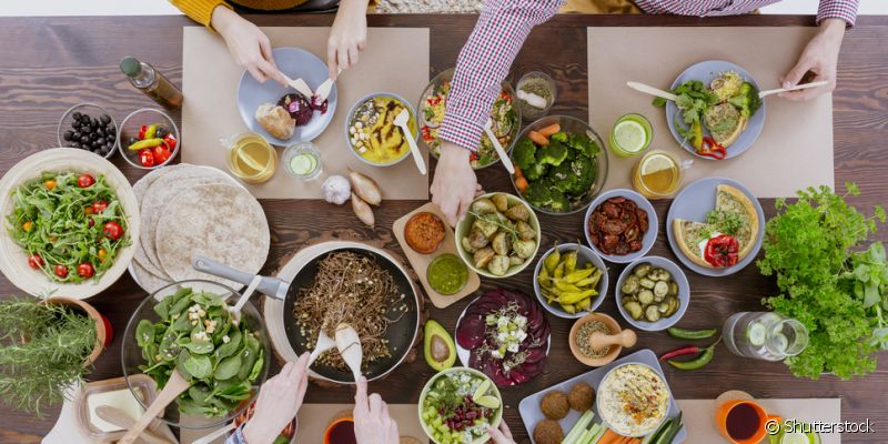 Você sabia que há tipos de vegetarianismo?