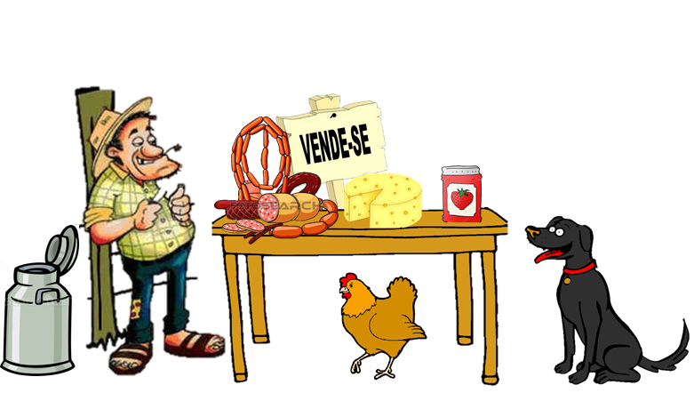 """Causos"" sobre alimentos artesanais"