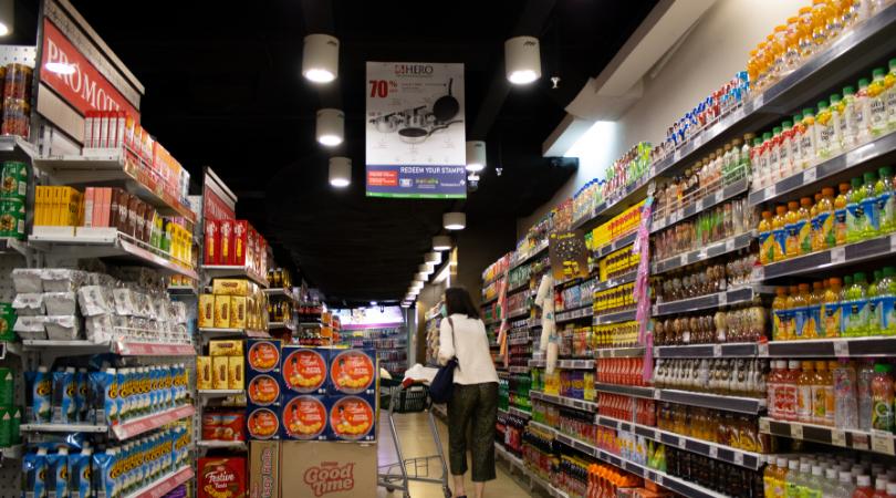 Boas práticas no supermercado