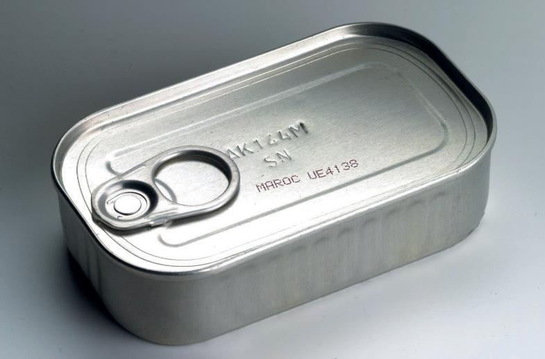 Embalagens metálicas para alimentos e os impactos da RDC 498/2021, da Anvisa